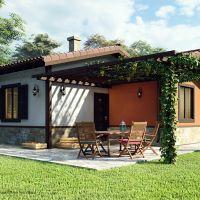 Продажба на прекрасна къща  с двор -  с. Елешница